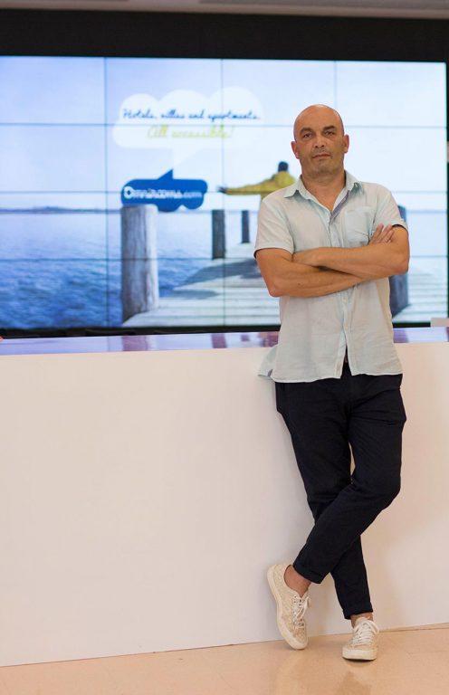 Pedro Hernández CEO Omnirooms