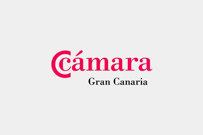 logo cámara gran canaria