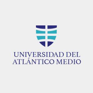 logo de Universidad del Atlántico Medio