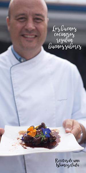 chef Mario Hernández Lagerblad