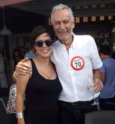 John Gaze y Mónica Pellejero. NuestroGranDestino