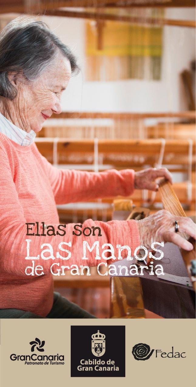 Las Manos de Gran Canaria. FEDAC