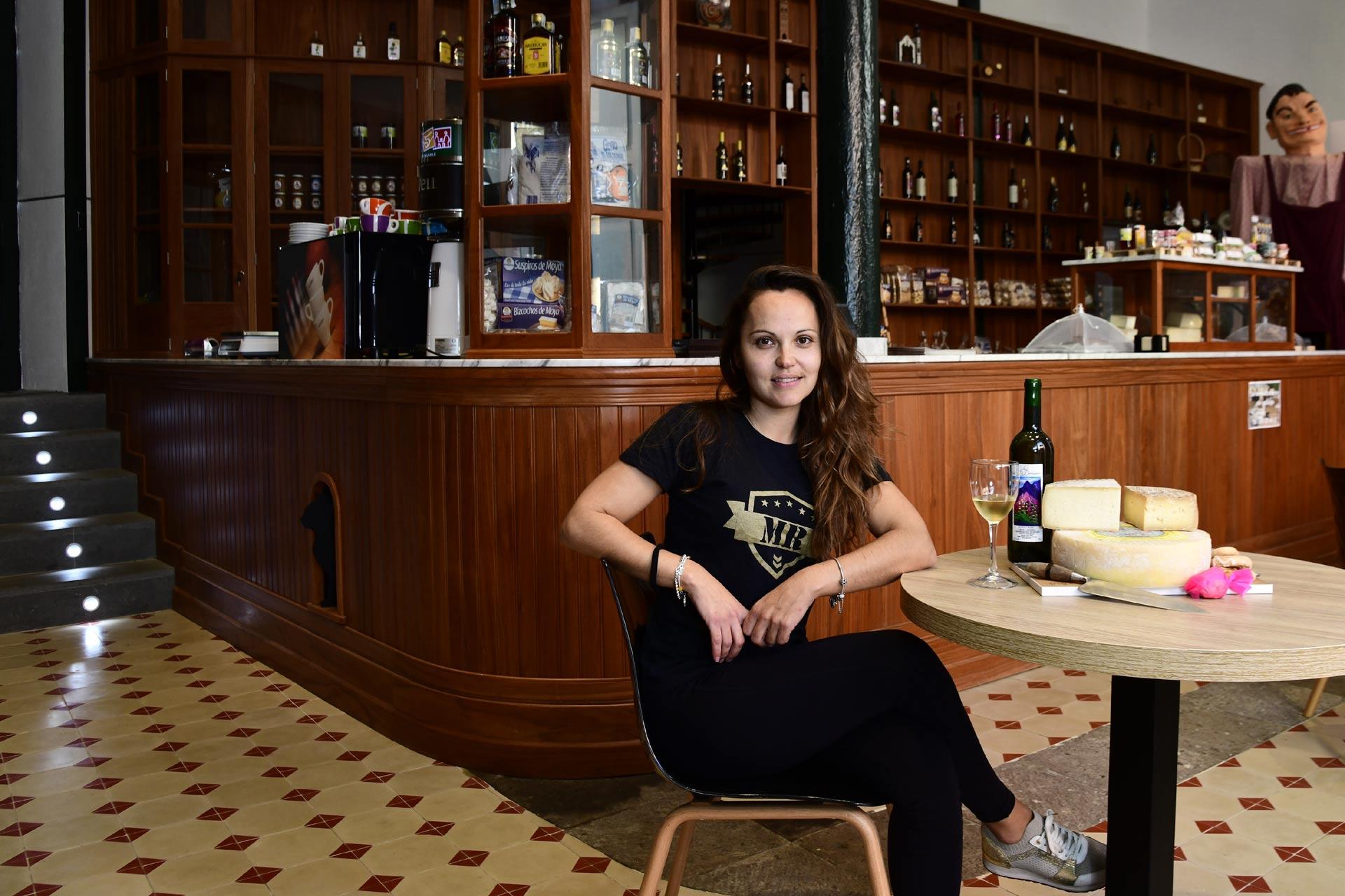 Yohana Mendoza. Guía de Gran Canaria