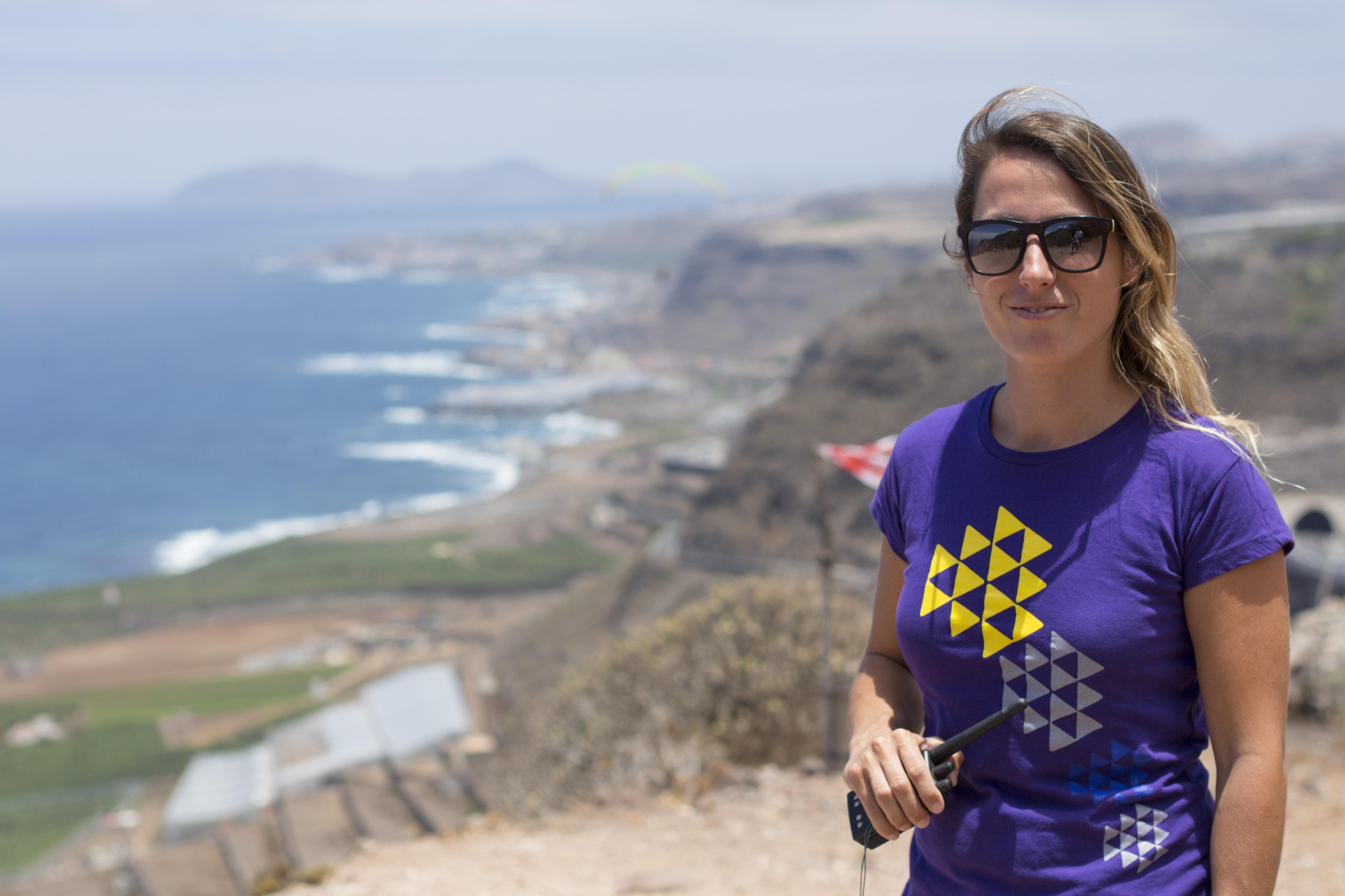 Iris Pasamon Turismo Activo Aventura en Canarias