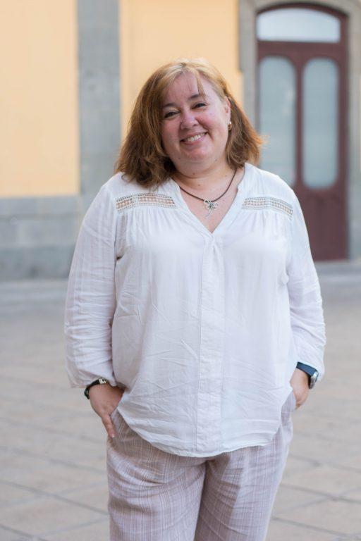 Woman Canarias - Esther Perez Verdu