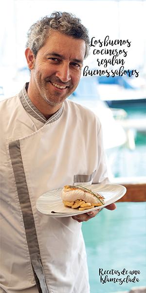 Chef Rafael Bueno